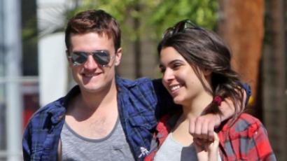 Josh Hutchersonnak új barátnője van