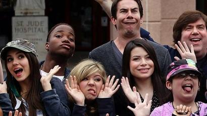Jótékonykodtak a Nickelodeon sztárjai