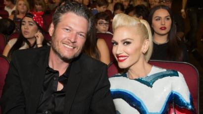 Jövő héten debütál Gwen Stefani és Blake Shelton közös szerzeménye