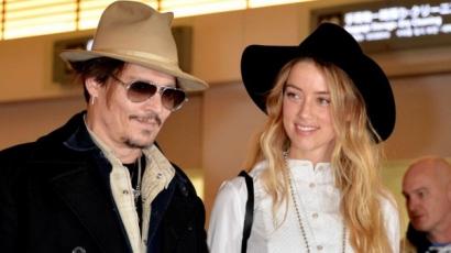 Jövő héten házasodik Johnny Depp