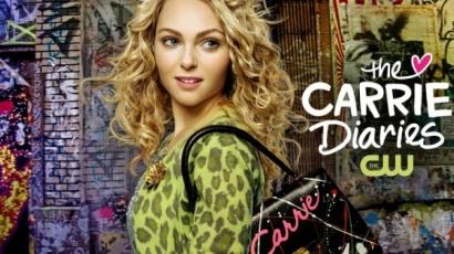 Jövőhéten startol Carrie naplójának folytatása