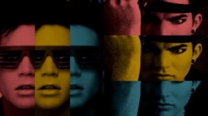 Jövő héten forgatja új klipjét Adam Lambert