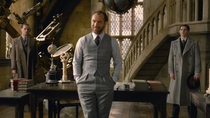 Jude Law szerint a világ készen áll egy nyíltan meleg Albus Dumbledore-ra