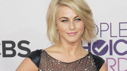 Julianne Hough is rövidre váltott