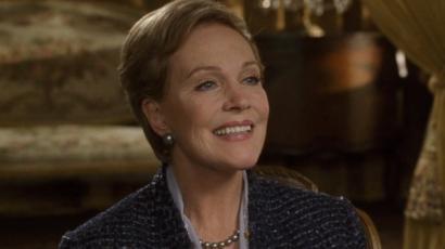 Julie Andrews nagyon szeretné, ha folytatódna a Neveletlen hercegnő