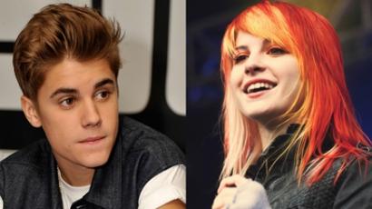 Justin Bieber a Paramore-t is másolja