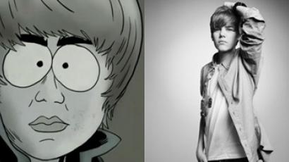 Justin Bieber a South Parkban