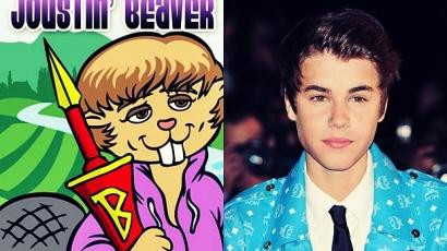 Justin Bieber beperli az Apple-t