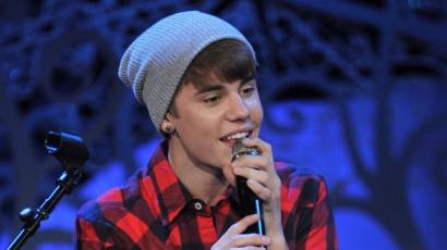 Justin Bieberé a legkelendőbb parfüm