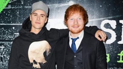 Justin Bieber Ed Sheeran karrierjéért aggódik