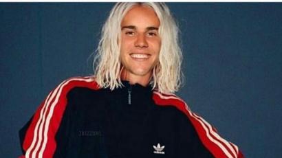 Justin Bieber viccből átalakította felesége fotóját