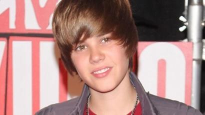 Justin Bieber visszatért az ikonikus Bieber-sérójához