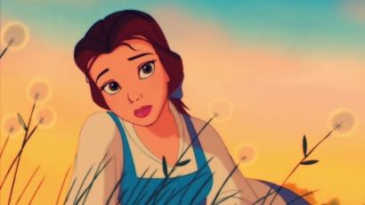 Justin Bieberre hasonlít a Disney Belle babája?