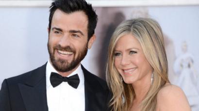 Justin Theroux megtörte a csendet a Jennifer Anistonnal való szakítása kapcsán