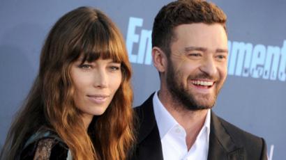 Justin Timberlake a feleségétől tudta meg, hogy Oscar-díjra jelölték legutóbbi slágerét
