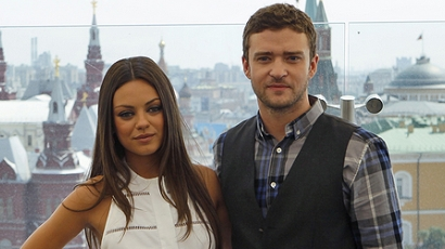 Justin Timberlake irigyli Mila Kunist