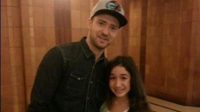 Justin Timberlake késleltette interjúját beteg rajongója miatt