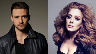 Justin Timberlake szerint Adele nem érdemelte meg az év albumáért járó díjat