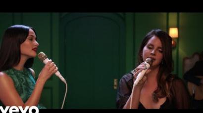 Kacey Musgraves és Lana Del Rey karácsonyi duettje megmelengeti a szíveket