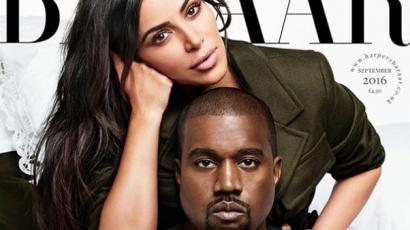 """Kanye West: """"Ha Kim nem pucérkodna, az olyan lenne, mintha Adele nem énekelne"""""""