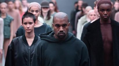 Kanye West megváltja a divatvilágot
