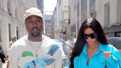 Kanye West szerint Kim Kardashian be akarta zárni a házba egy orvossal