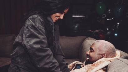 Kanye Westnek nem tetszik, ahogy Kim Kardashian sminkel