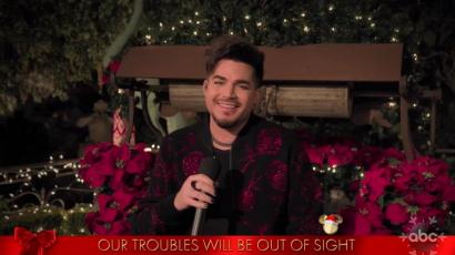Így hangzik a karácsonyi dalok feldolgozása Adam Lamberttől, a BTS-től és Katy Perrytől