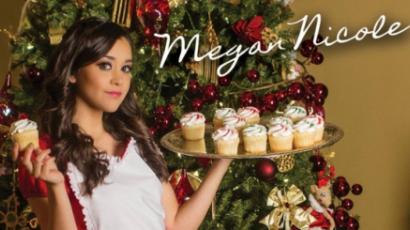Karácsonyi feldolgozással rukkolt elő Megan Nicole