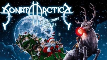 Karácsonyi kislemezt dob piacra a Sonata Arctica