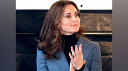 Karanténba került Katalin hercegné