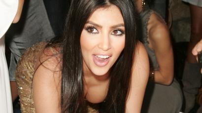 Kim Kardashian hatalmas fenékkel pózol a Paper címlapján