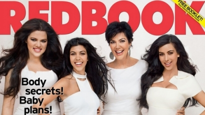 Kardashianék 13 éves koruk óta dolgoznak