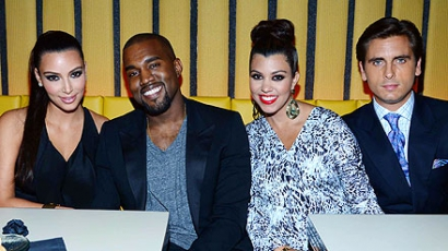 Kardashianék megnyitották első japán éttermüket
