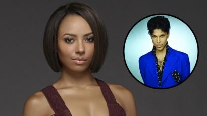 Kat Graham új lemezén Prince is dolgozott