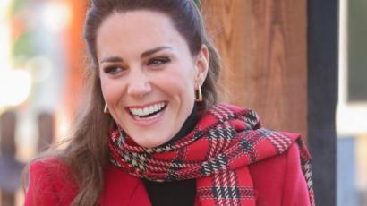 Katalin hercegné igazi királynőnek nézett ki a legutóbbi megállóján