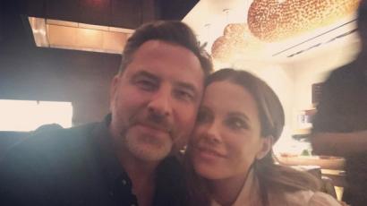 Kate Beckinsale régi barátjával viccelt