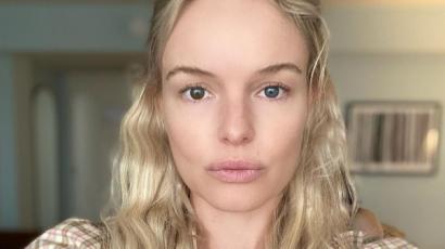 Kate Bosworth elárulta, karrierje elején egyszerűen el akart tűnni