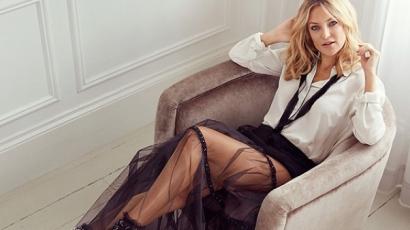 Kate Hudson a Jimmy Choo őszi kampányának reklámarca