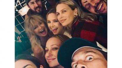 Kate Hudson pizza partival ünnepelte 40. születésnapját