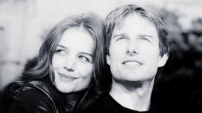Katie Holmes bocsánatot kér Tom Cruise-tól