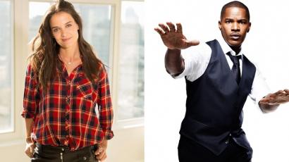 Katie Holmes és Jamie Foxx egy pár?