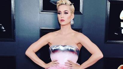 Katy Perry Instagramon flörtölt vőlegényével