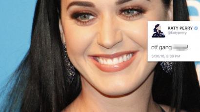 Katy Perry lett a Twitter királynője – rekordot döntött az énekesnő!