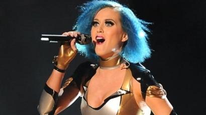 Katy Perry bugyit villantott