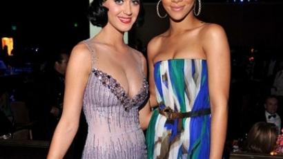 Katy Perry sztriptízt akar Rihannától