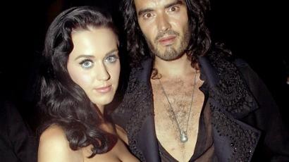 Katy Perry tigrist kapott ajándékba
