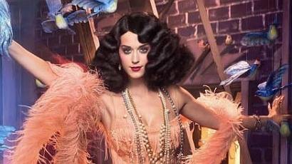 Katy Perry új stílussal hódít