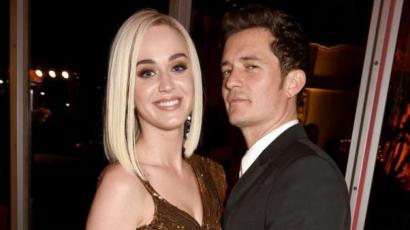 Katy Perry újra Orlando Bloommal randizik