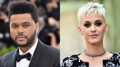 Katy Perryvel randizik The Weeknd?